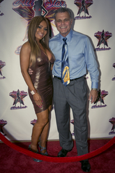 Event Promoter Ron Capodanno + IFBB Pro Monica Long @ NPC Mid Atlantic Natural Classic