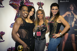 FFan with All Stars Diana Zarillo, Monica Long +Ela Leahy